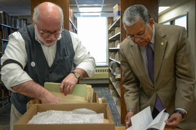UC to archive documents proving local civil rights activist wrote iconic hymn