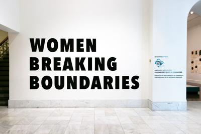 Women Breaking Boundaries