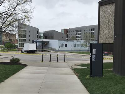 Dabney Hall shooting