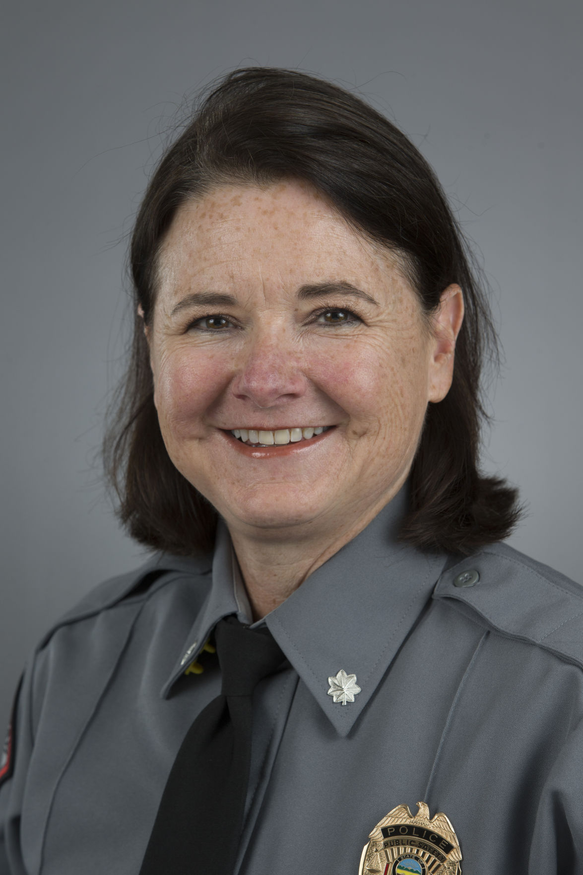 First UC female police chief leaves university for new job