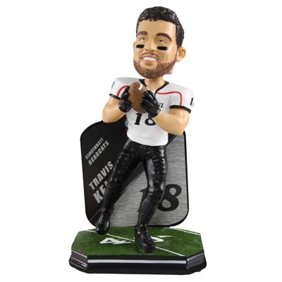 purchase cheap 40b71 712f5 Limited-edition Travis Kelce Bearcats bobblehead released ...