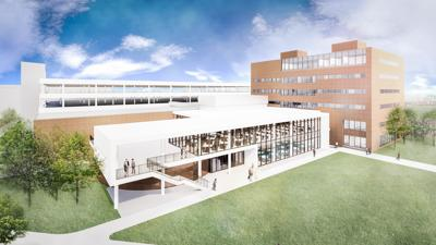 Law school rendering