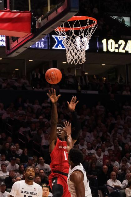 PHOTOS: UC men's basketball falls to Xavier in 2019 Crosstown Shootout