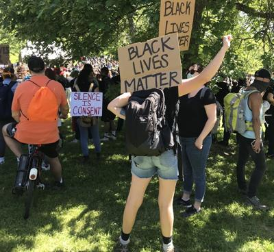 BLM Inwood Park Protest