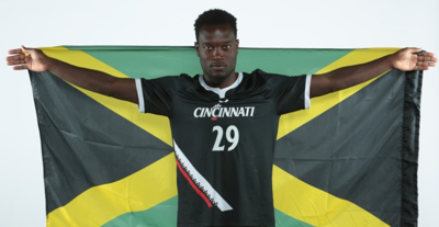 Soccer Jamaica