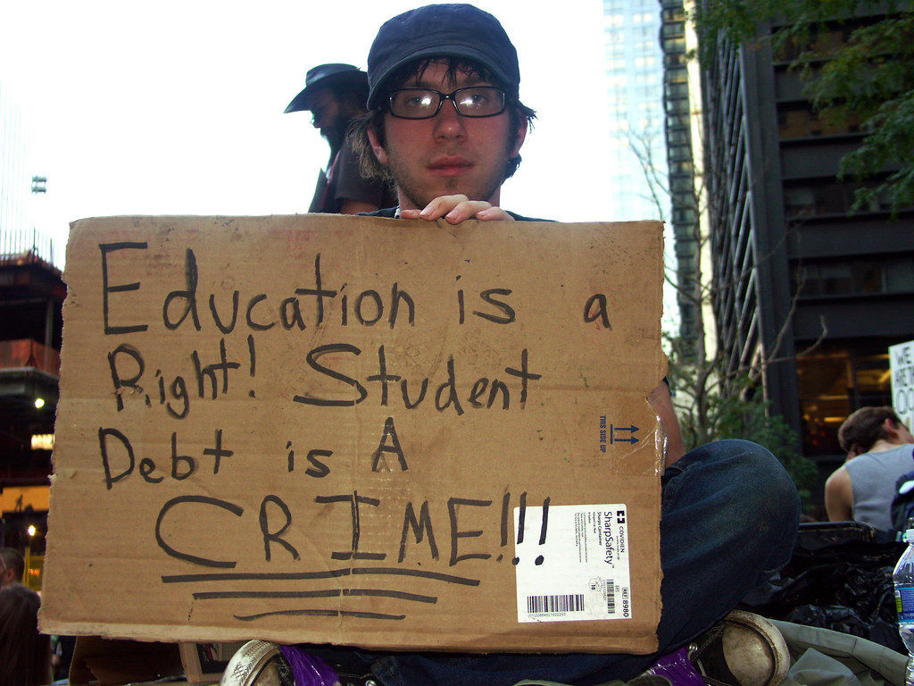Opinion   The Argument for Student Loan Debt Forgiveness