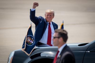 Trump ohio