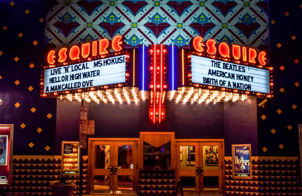 How the Esquire Theater is staying strong during COVID-19 | News |  newsrecord.org