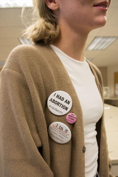 Abortion pins