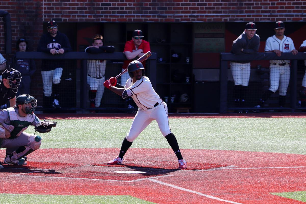 UC baseball sweeps Eastern Michigan in three-game series