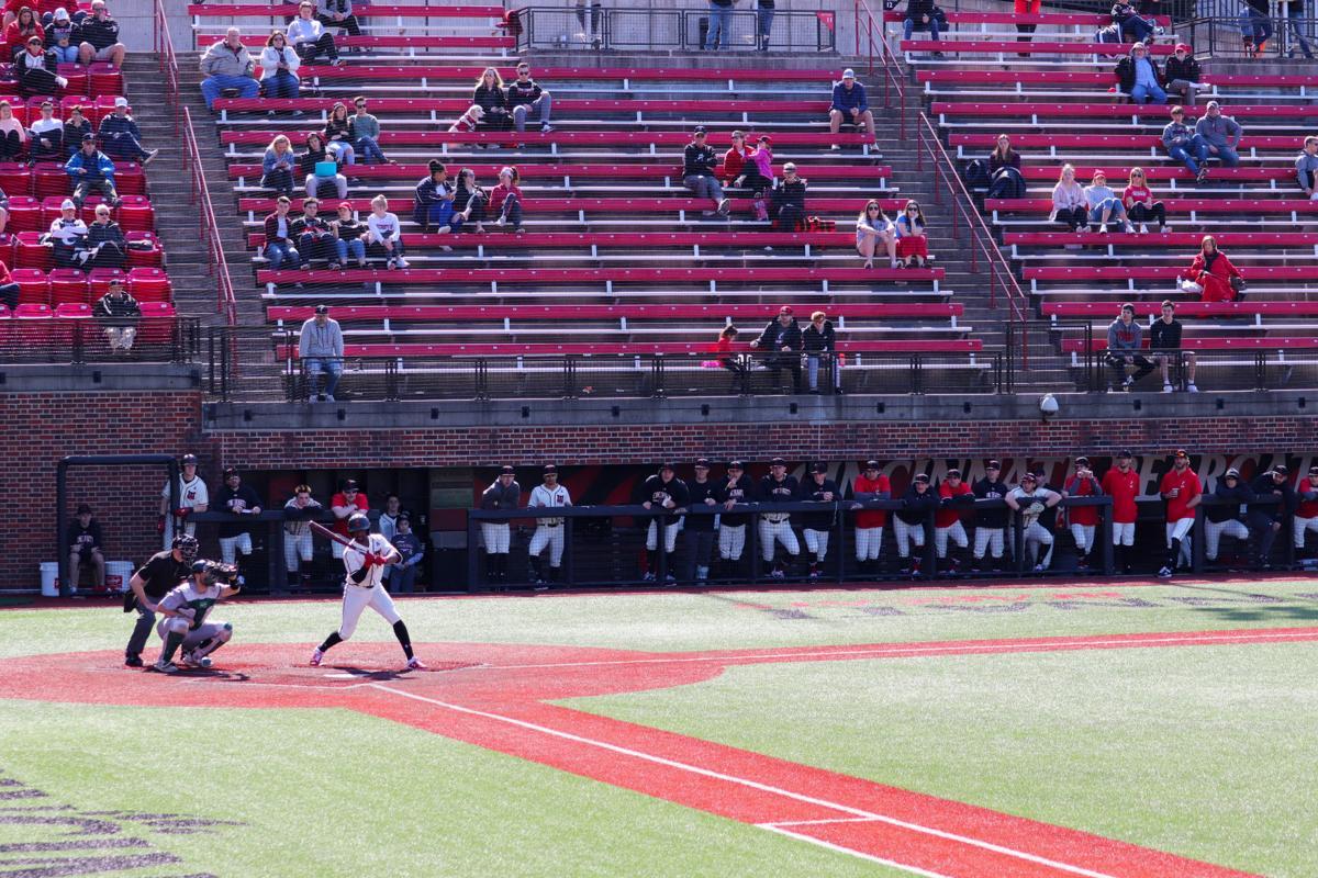 UC baseball swept in ECU series