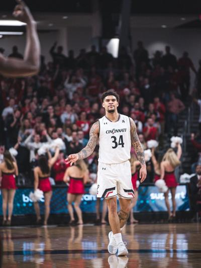 UC men's basketball: Jarron Cumberland named Preseason Player of the Year