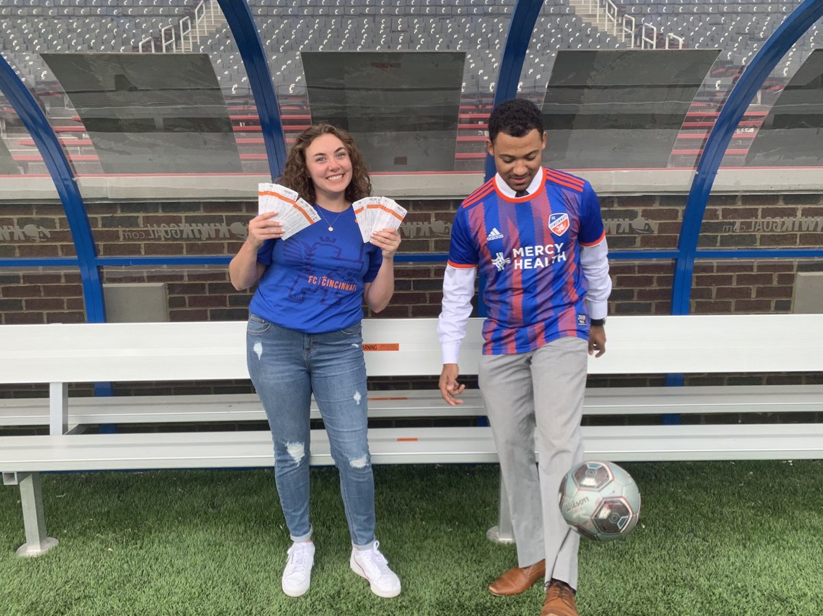 FC Cincinnati rolls out student tickets for fall home games