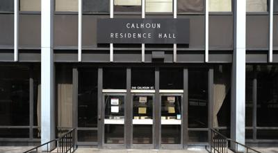 Best residence hall: Calhoun Hall (copy) (copy)