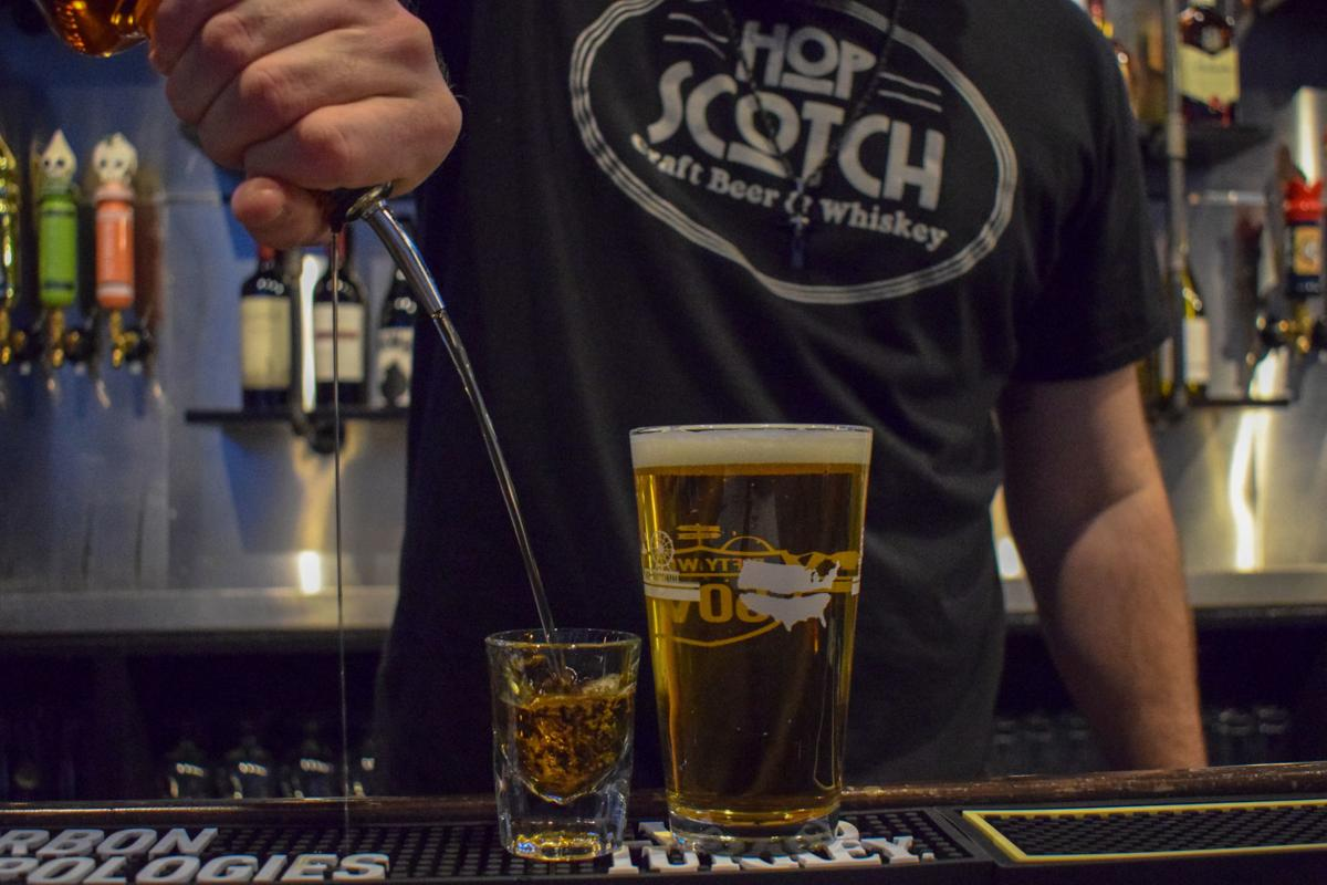 Introducing Hop Scotch Craft Beer & Whiskey
