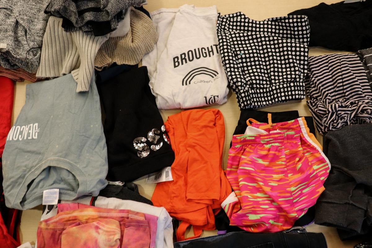 Women's Center provides sustainability through UC clothing swap