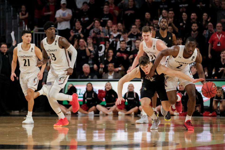 "UC men's basketball: February ""bracketology"" update"