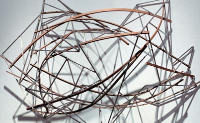 DAAP sculpture