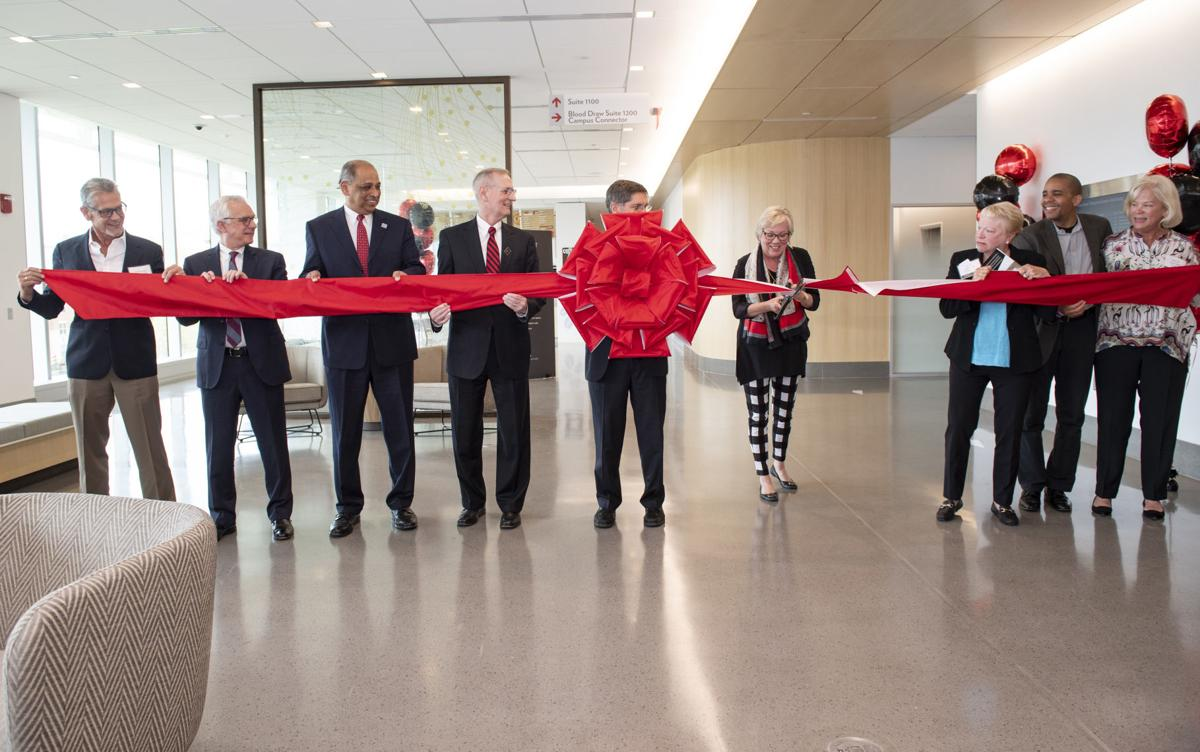 PHOTOS: Check out the grand opening of UC's $68M project