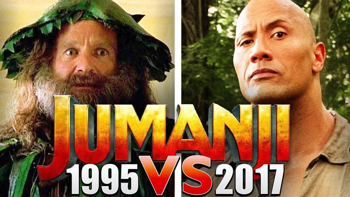 Jumanji welcome to the jungle mixes fantasy with reality in modern jumanji stopboris Gallery