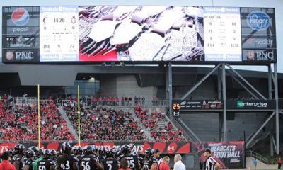 Nippert scoreboard
