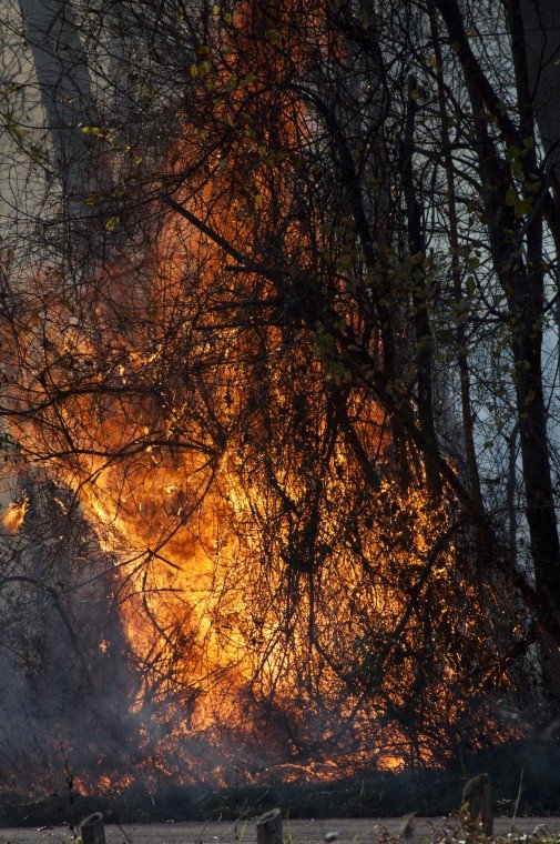 UC-developed fire drone to reduce risk