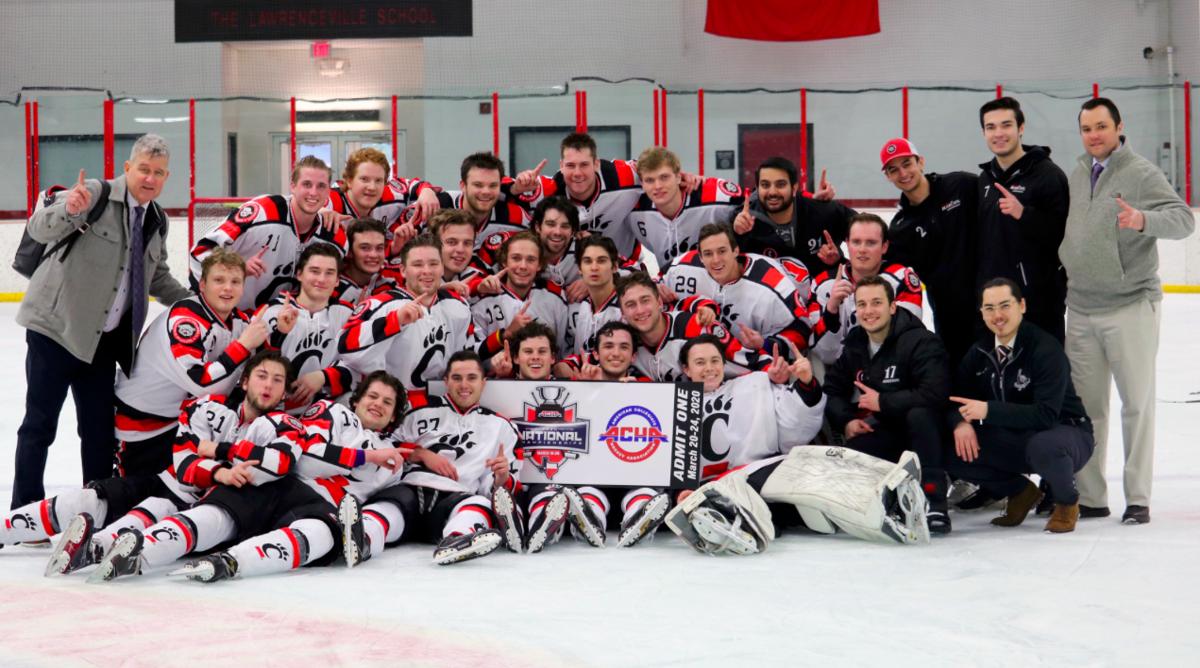 Ice Hockey Club at UC aims for varsity status
