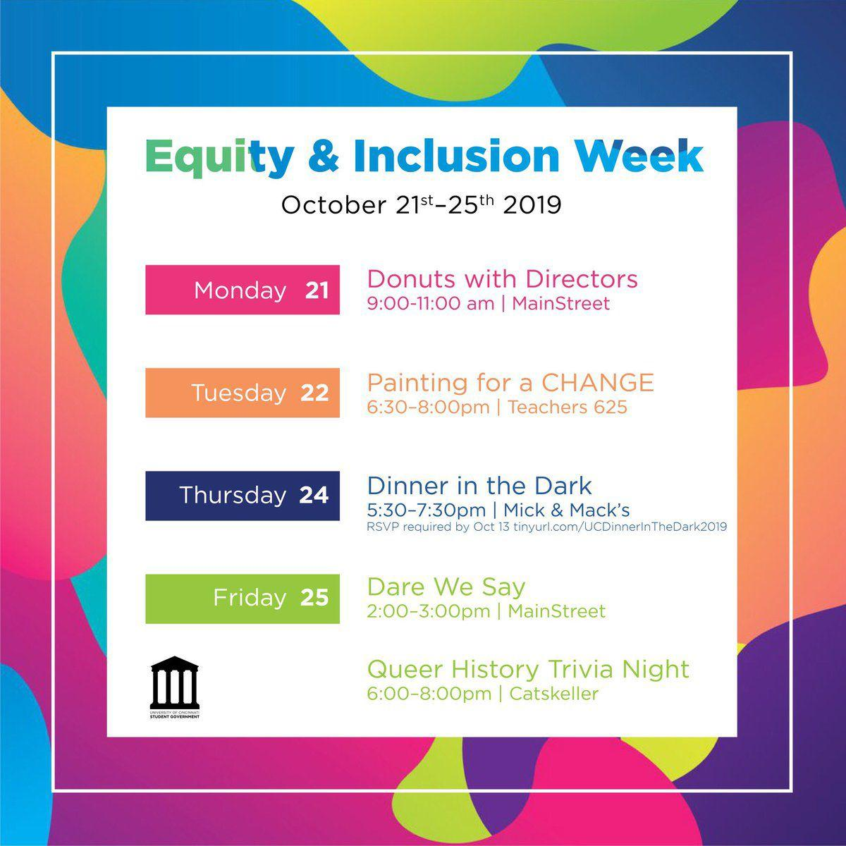 Equity & Inclusion Week
