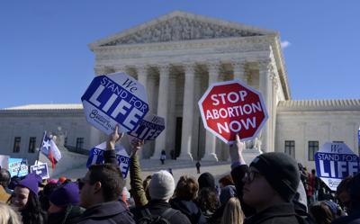US NEWS SCOTUS-ABORTION 1 ABA