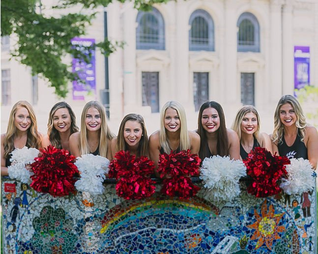UC dance team