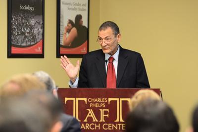 Abdul-Monem Al-Mashat speaks