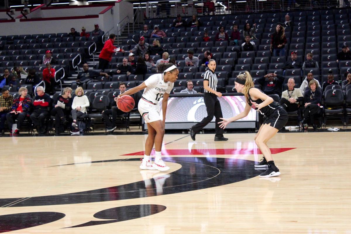 UC women's basketball