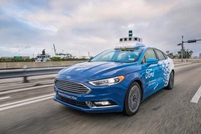UC researching autonomous vehicle technology | News