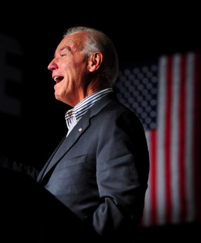 Biden speaks in North Carolina
