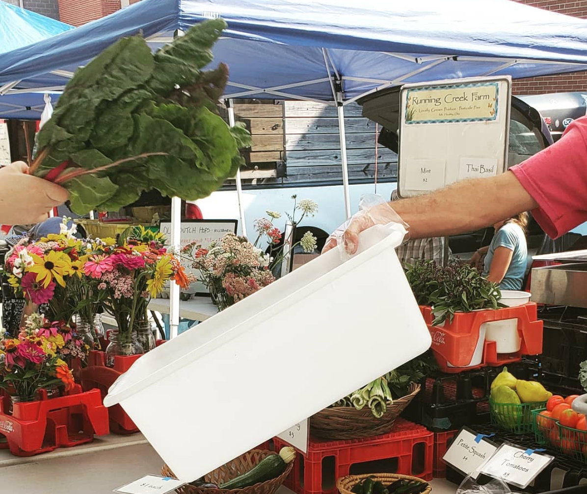 Three local farmers markets to check out this spring