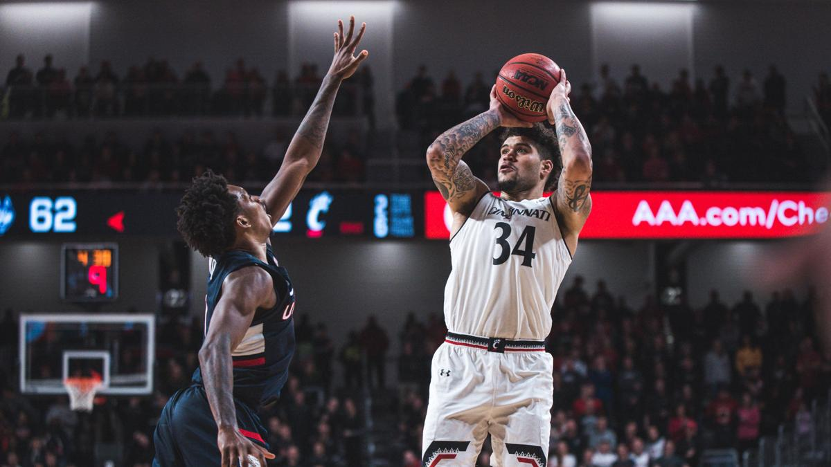UC vs. UCONN - Jan. 12, 2019