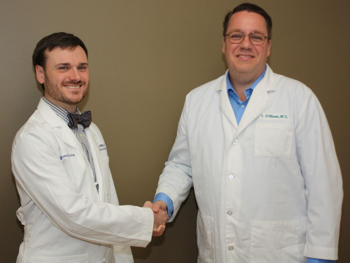 Dr  Scott Williams Named Assistant Medical Director and