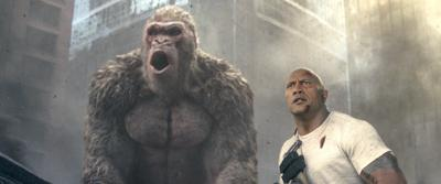 "MOVIE REVIEW: ""Rampage"""