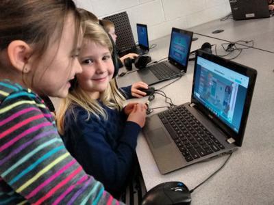 Wentzville School District Students Celebrate Computer Science Week and Hour of Code