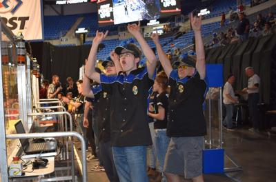 Wentzville School District Robotics Team Headed to World Championship