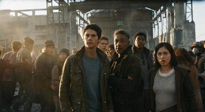 MOVIE REVIEW – Maze Runner: The Death Cure