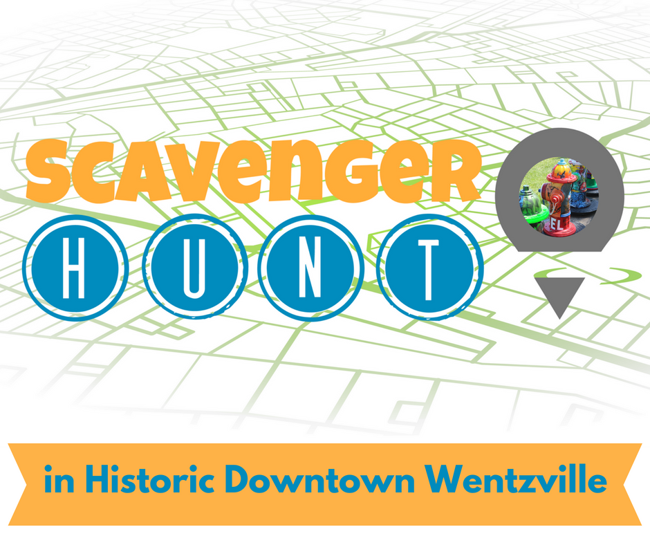 Scavenger Hunt hits downtown Wentzville