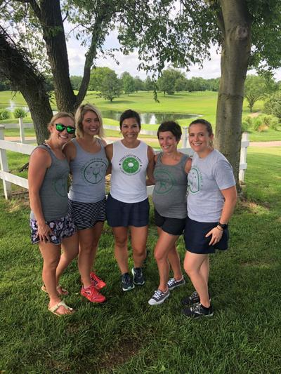 Teeing Off For Terry Golf Tournament  raises over $22,000