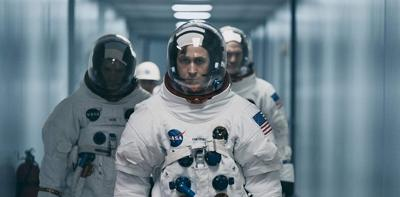 """MOVIE REVIEW – """"First Man"""""""