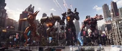 "MOVIE REVIEW – ""Pacific Rim: Uprising"""