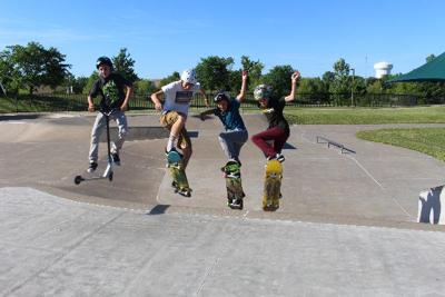Celebrate national Go Skateboarding Day at St. Charles County's Youth Activity Park