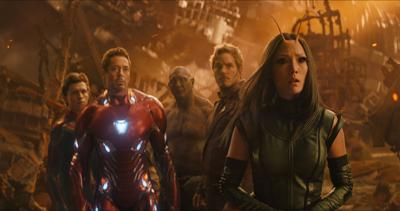 """MOVIE REVIEW – """"Avengers: Infinity War"""""""