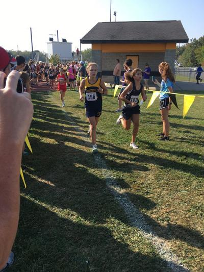 Wentzville School District athletes well represented at Fulton Cross Country Invitational