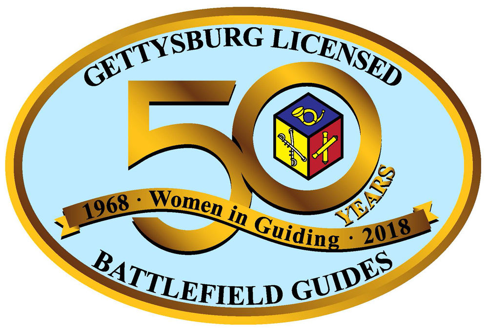 Free Battle Walks and Talks to Celebrate 50 years of Women as Licensed Battlefield Guides May 12 & 13
