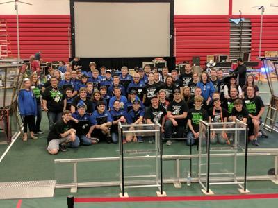 Liberty High School hosts Missouri State Robotics Championship